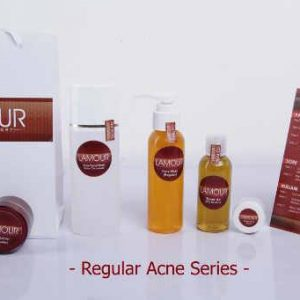 LaMour Beauty Skin Care Regular Acne Series