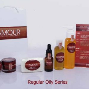 LaMour Beauty Skin Product Regular Oily Series