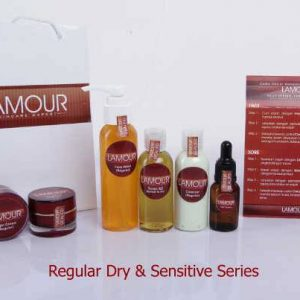 LaMour Beauty Skin Product Regular Dry Sensitive Series