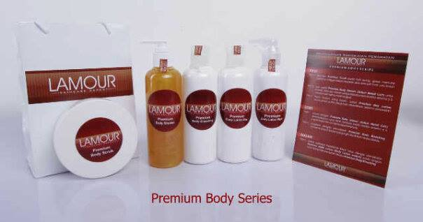 LaMour Beauty Skin Care Premium Body Series