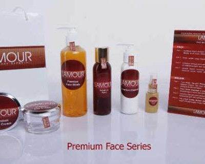 LaMour Beauty Skin Product Premium Face Series